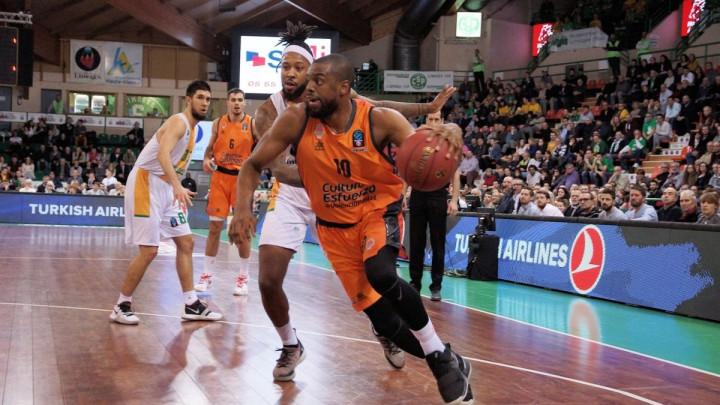 Valencia savladala Limoges u posljednjoj utakmici Top 16 faze