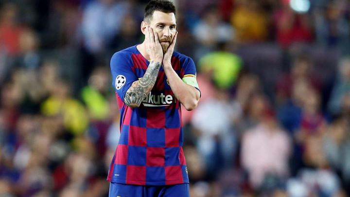 Španski mediji objavili kako je Messi motivisao svoje saigrače na poluvremenu protiv Intera