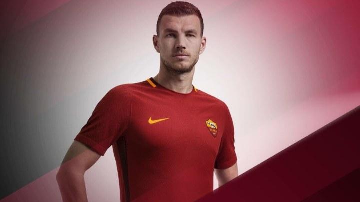 Roma na Twitteru: Jedan jedini Edin Džeko