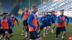 Zmajići odradili posljednji trening pred Moldaviju