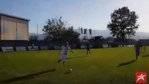 Pogledajte gol Olimpika za 2:2 u Gračanici, a potom i majstoriju Sadikovića za preokret