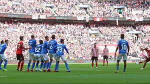 """Impresivne scene na Wembleyu: Od finala Kupa """"niželigaša"""" u Evropi je samo jedan meč bio gledaniji"""