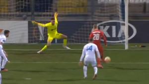 Ono što je igrač AZ Alkmaara promašio u Rijeci se ne može opisati riječima