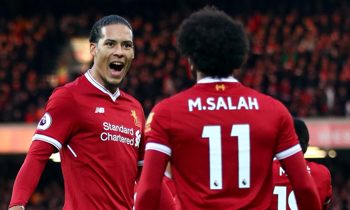 Virgil van Dijk pristao da potpiše novi ugovor sa Liverpoolom!