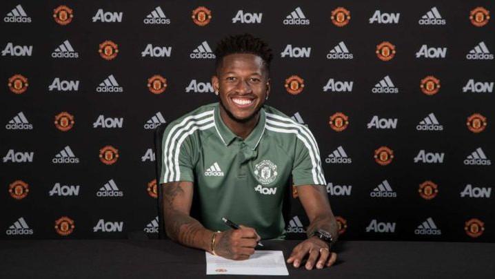 Fred zvanično u Manchester Unitedu