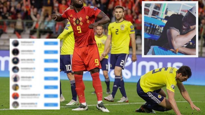 """Džeko je """"zapratio"""" Lukakua, je li Belgijanac uzvratio istom mjerom?"""