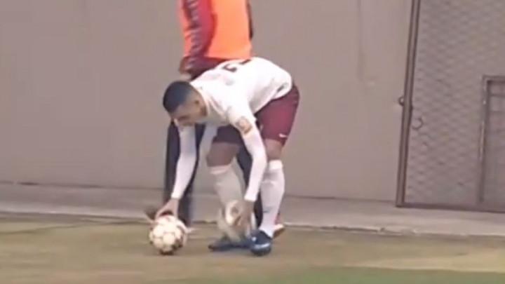 Nesvakidašnji problem s loptama za igrače Zvijezde 09 i Sarajeva