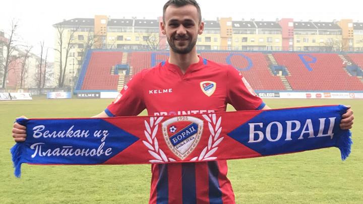 Galić: Bilo je ponuda iz BiH, Borac je bio najkonkretniji