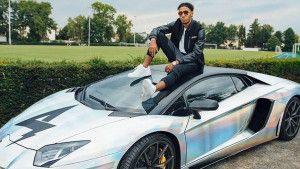 Ode zvijer u tuđe ruke: Aubameyang prodaje Lamborghinija po 'popularnoj' cijeni