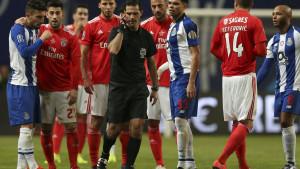 Benfica večerama od 600 eura kupovala blagonaklonost sudija?