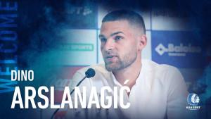 Dino Arslanagić potpisao za novi klub