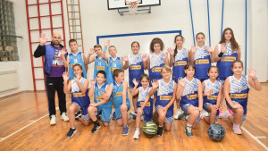 Za prve pobjede: Mozzart podržao male košarkaše i košarkašice KK Real