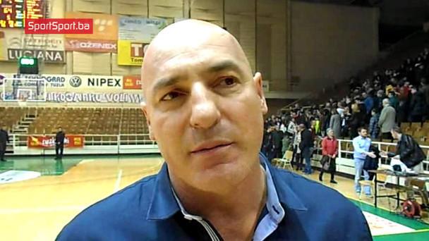 Tihomir Mustapić trener HKK Zrinjski
