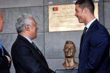 Ronaldo prvi put sletio na aerodrom koji nosi njegovo ime