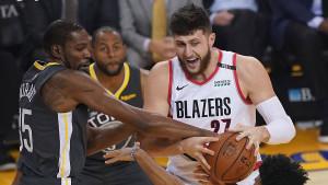 Fantastične partije Lillarda i Nurkića, ali Portland poražen od Golden Statea