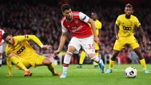 Rezervisti Arsenala se lako obračunali sa Standardom