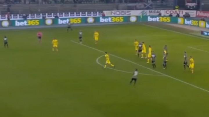 Juventusovoj mašineriji su tri minute bile dovoljne