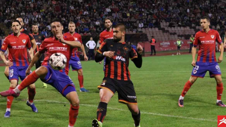 Sporazumno se razišli Osmanović i FK Sloboda