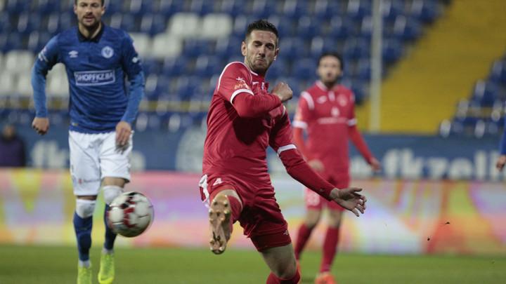 Kenan Hreljić karijeru nastavlja u Albaniji