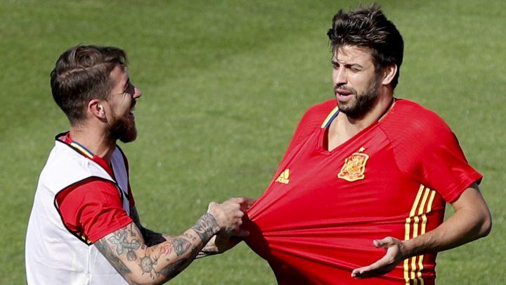 Ramos: S Piqueom sam u dobrim odnosima, ali ne kao prije