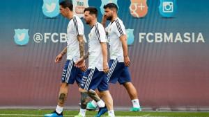 """""""Da su pristali igrati, Argentinci bi bili saučesnici izraelske okupacije"""""""