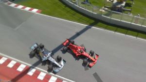 """Ferrari donio odluku: """"Želimo da FIA još jednom pregleda incident između Vettela i Hamiltona"""""""