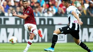 Nova sezona, stare navike: Milan poražen u Udinama
