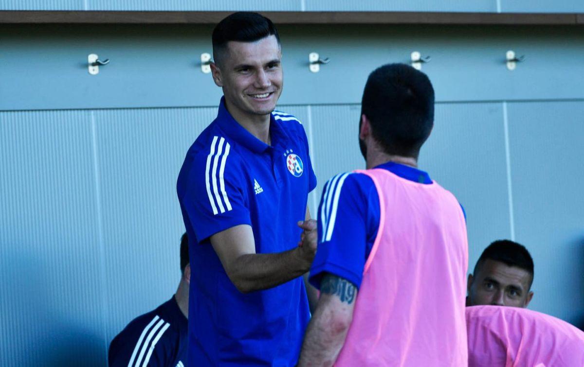 Amer Gojak se vratio u Dinamo Zagreb
