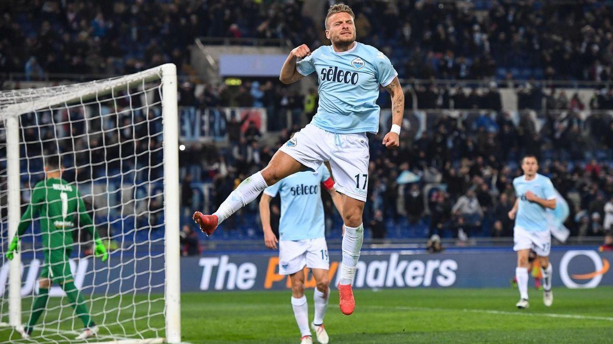 Immobile nezaustavljiv, Lulić odigrao 200. ligašku utakmicu za Lazio
