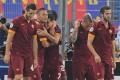 CSKA ponižen na Olimpicu, Pjanićeva Roma razigrana