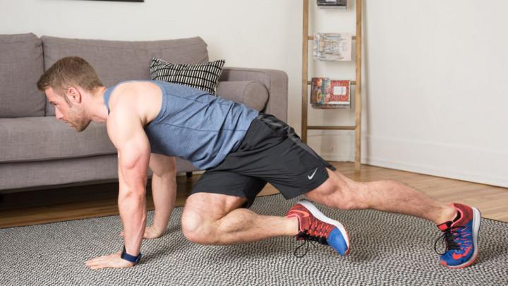 Ovih 12 kućnih vježbi će vam omogućiti da budete u ekstra formi