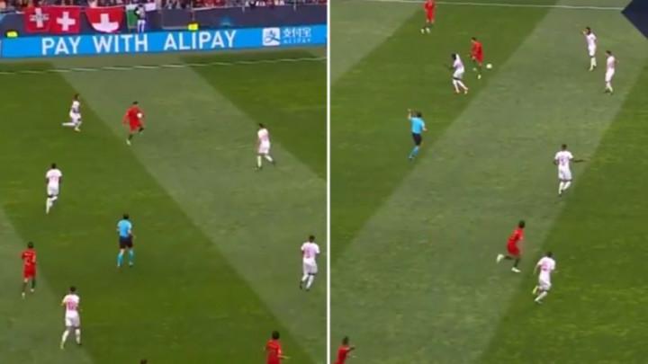 """Cristiano Ronaldo """"kopirao"""" Ronaldinha i usavršio dodavanje bez gledanja"""