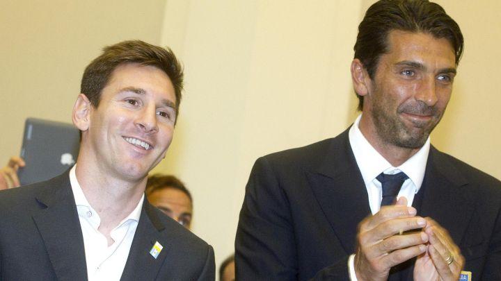 Messi se i dalje pita: Kako savladati Buffona?