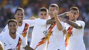 Roma protutnjala kroz Istanbul, Edin Džeko zabio gol