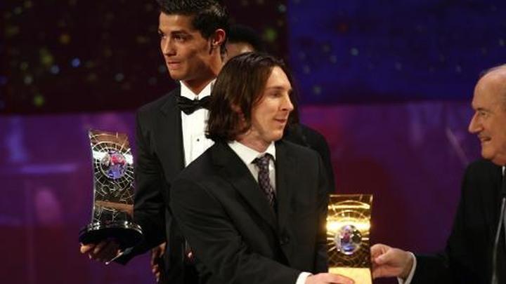 Dodjela Zlatne lopte 2007. godine bila je najbizarnija ikad