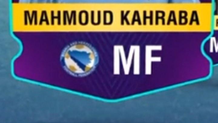 Jeste li čuli za bh. reprezentativca Mahmouda Kahrabu?