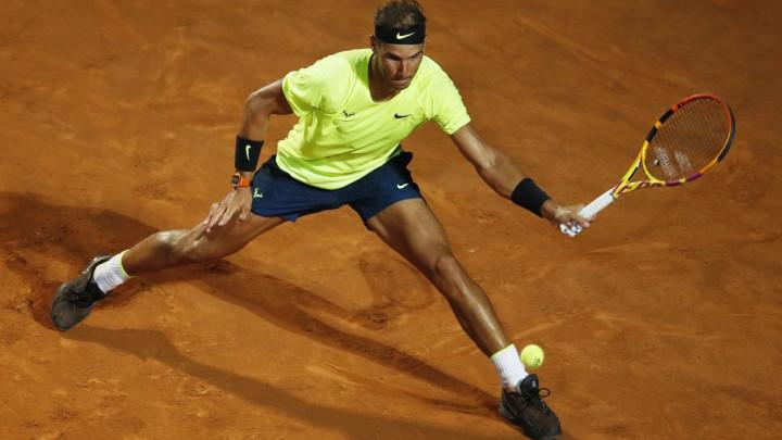 Nadal odigrao meč nakon šest mjeseci i odmah demonstrirao snagu