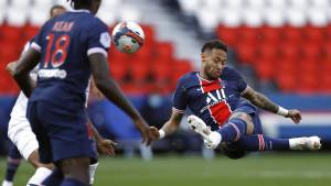 PSG izgubio od direktnog rivala u borbi za titulu, Neymar isključen