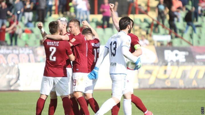 Sarajevo pobijedilo Želju, odluka o prvaku u zadnjem kolu