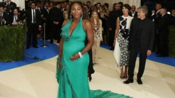 Serena prošetala stomačić