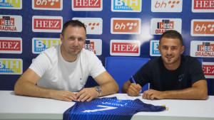 FK Tuzla City predstavio jedno od najvećih pojačanja ovog ljeta!