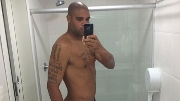 Adriano održava liniju: Fotografijom obradovao dame