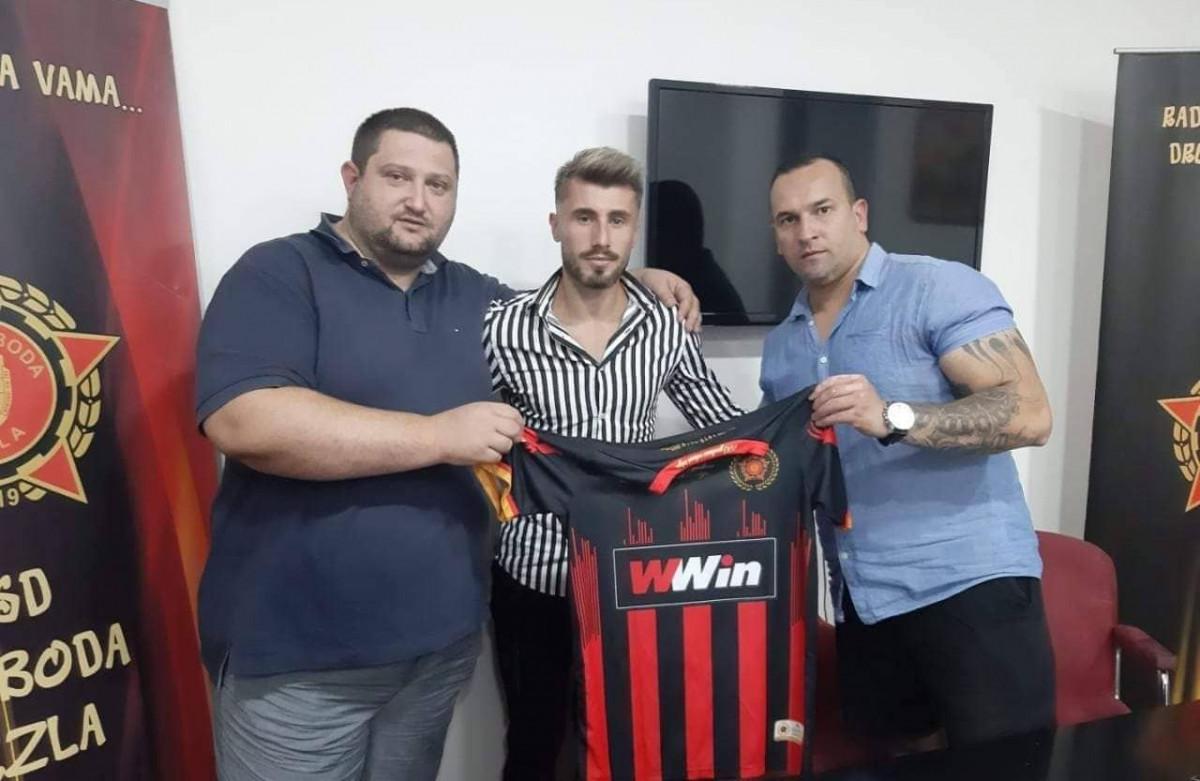 Abid Mujagić potpisao za FK Sloboda