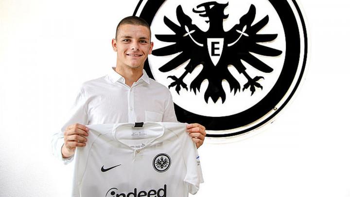 Ima nešto posebno u toj Bijeljini: Luka Jović dobio nasljednika u Eintrachtu