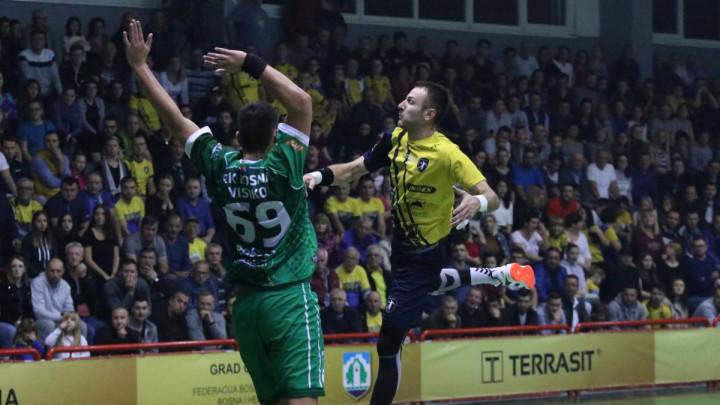 Prvi poraz RK Bosna Visoko: Gračanlije ostvarile pobjedu u derbiju kola