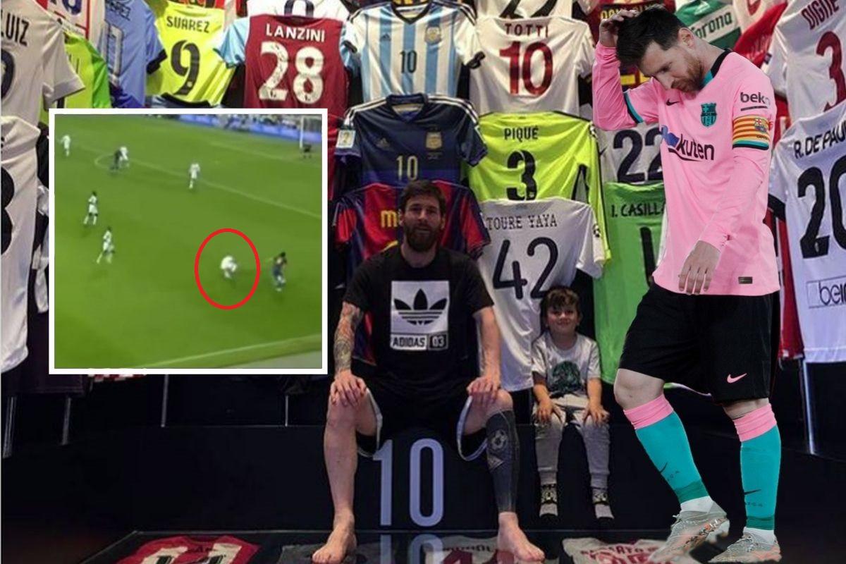 """Messi ne može prežaliti što od dvojice velikana nije uzeo dresove, jednog je """"bacio"""" na zadnjicu"""