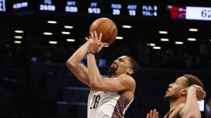 Netsi iznenadili Lakerse u Staples Centru, sjajni Dončić nije mogao sam protiv Spursa