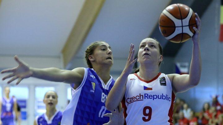 Bh. juniorke poražene od Češke