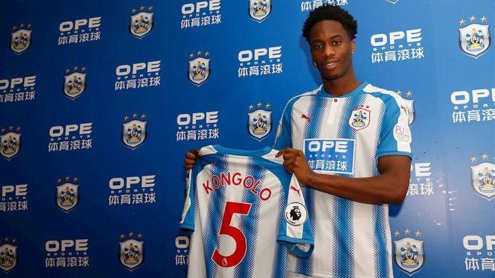 Huddersfield doveo Kongoloa na posudbu iz Monaca
