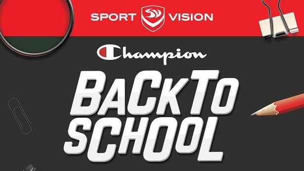 Sport Vision pogodnosti za školarce